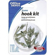 Office Depot(R) Brand Frame Hook Kit