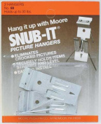 Moore Snub-it Picture Hanger Pkg 2