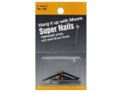 Moore Super Nail Only, 8 Per Card