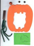 Pumpkin Photo Magnetic Craft Kit
