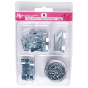 NEW Picture Hanger Assortment Kit Picture Hangers 23592 MIDWEST