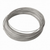 OOK 50142 14 Gauge, 100ft Steel Galvanised Wire