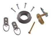 Hillman Fasteners 122411 Heavy Duty Mega Hook Kit
