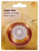 The Hillman Group 123111 Copper Wire