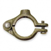 Split Ring Hanger, 1cm , 180 lb Max Load