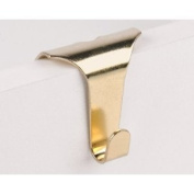 Brass Moulding Picture Frame Hook Small 3.5cm