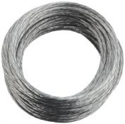 National Hardware V2565 #3 x 25' Medium-Duty Braided Wire in Galvanised