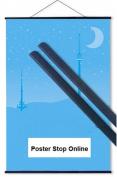 Poster Hanger - Black (Size