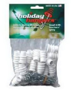 Holiday Hangers HH/HA-XC Holiday Hangalls Anchors, 32-Pack