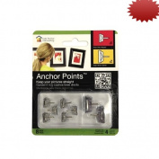 Under the Roof Decorating 3-100130 Anchor Point Mixed Sampler Pack