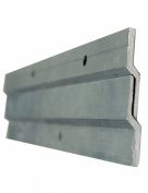 Hangman Products 15cm Z-Hanger - Aluminium