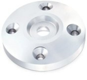 EZ-Rod & Wire Wall Mount Plate