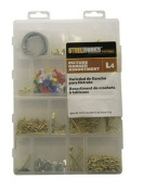 Hillman Assorted Picture Hanger Kit