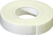Hillman Fasteners 121120 Mounting Tape, Double-Sided Adhesive, White, 1.3cm x 110cm . - Quantity 10