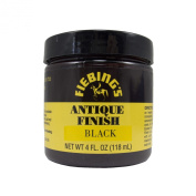 Springfield Leather Company Black Antique Finish Paste 120ml