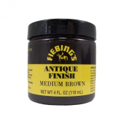 Springfield Leather Company Medium Brown Antique Finish Paste 120ml