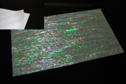 Prism Abalone Narrow Shell Coated Adhesive Veneer Sheet
