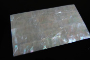 3 Sheets of White Mother-of-Pearl Shell Veneer