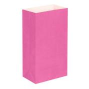 Luminaria Bags- Pink Standard 100 Ct