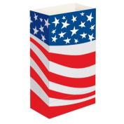 Luminaria Bags- Americana 100 Ct