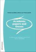Academic Papers & Theses
