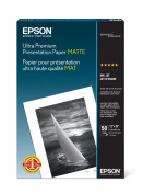 Epson Ultra Premium Presentation Paper MATTE (33cm x 48cm , 50 Sheets)