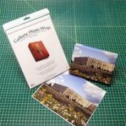 Gallerie Photowrap, 8.5 x 11 with Daguerre Canvas