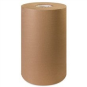 Aviditi KP1550 100 Percent Recycled Fibre Paper Roll, 720' Length x 38cm Width, Kraft