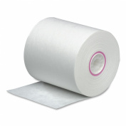 PM Company 07702 Cash Register Paper Rolls, 7.6cm x 150-ft., 50 rolls per Carton