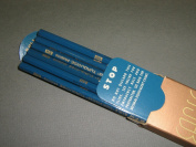 Eagle Chemi-Sealed, Drawing Pencils, 5H, Turquoise, #375, Lead made with 100% Electronic Graphite, Extra Fine Point Strength, Sold Individually