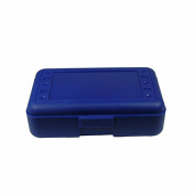 PENCIL BOX BLUE