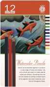 Pentalic Watercolour Pencil Set