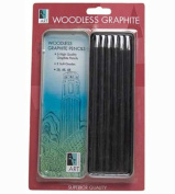 Art Alternatives Pocket Woodless Graphite Pencil Set