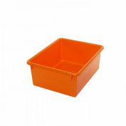 13cm STOWAWAY LETTER BOX ORANGE