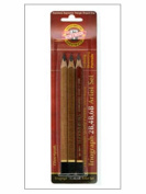 Triograph Artist Set Of 3 Pencils