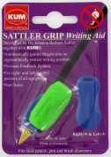 Kum 406.00.22 Non Toxic Writing Aid Sattler Grip, Colours Vary
