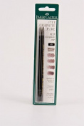Faber-Castell Pitt Monochrome Graphite Pencils 9B