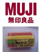 MOMA MUJI MINI HEXAGONAL 10 Coloured Pen in Tube