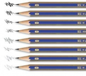 Faber-Castell Goldfaber 1221 Graphite Pencil-4B