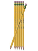 Dixon Ticonderoga Pencils No. 3 hard [PACK OF 48 ]