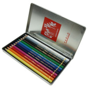 Caran D'ache Pablo Colour Pencils Set Of 12