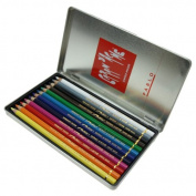 Caran D'ache Pablo Colour Pencils Set Of 12