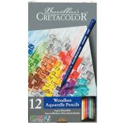 Cretacolor Aqua Monolith Pencil Set set of 12