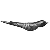 Graphite Small Swallow by Agelio Batle