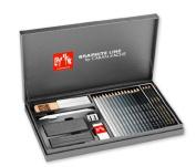 Caran D'ache Graphite Line Gift Box Set