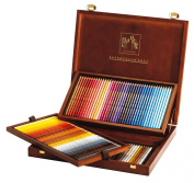 Caran D'ache Supracolor, Wooden Box 120 Pencils