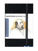 Hand Book Journal Co. Travelogue Drawing Journals 8.9cm . x 14cm . portrait ivory black [PACK OF 2 ]