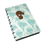 C.R. Gibson Cid Pear Large Journal, Balancing Bear