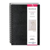 Alpha Wirebound Sketchbook 11X14