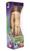 Magnetic Wood Manikin